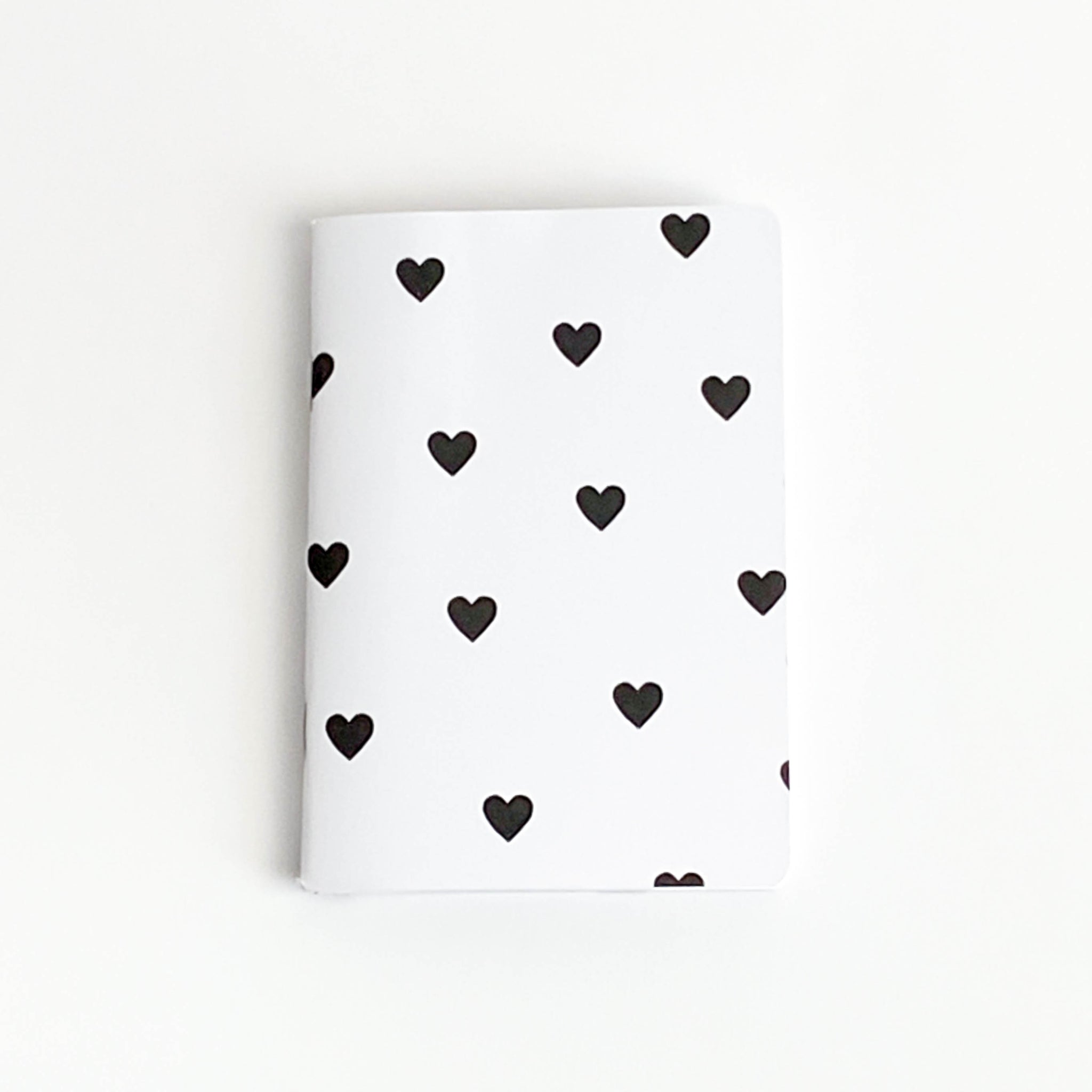 Black Hearts Pocket Journal