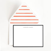 Load image into Gallery viewer, Minimal Border Stationery