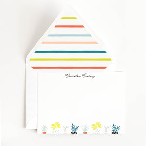 Plant Lover Stationery