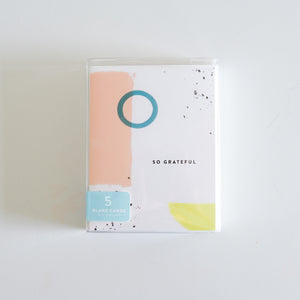 Mix & Match Boxed Set of 5 Cards