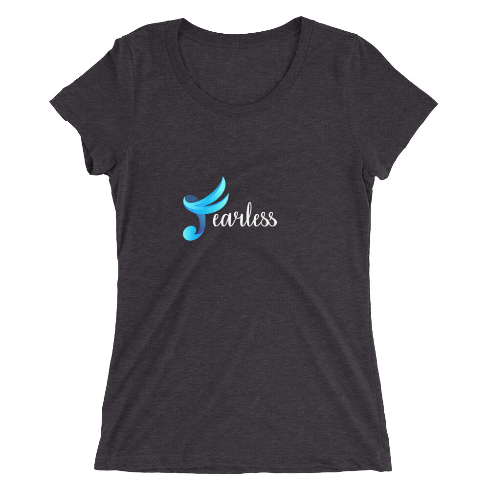 Fearless - Ladies' short sleeve t-shirt