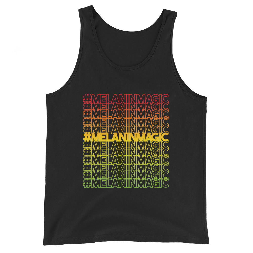 #melaninmagic Ladies' Tank Top