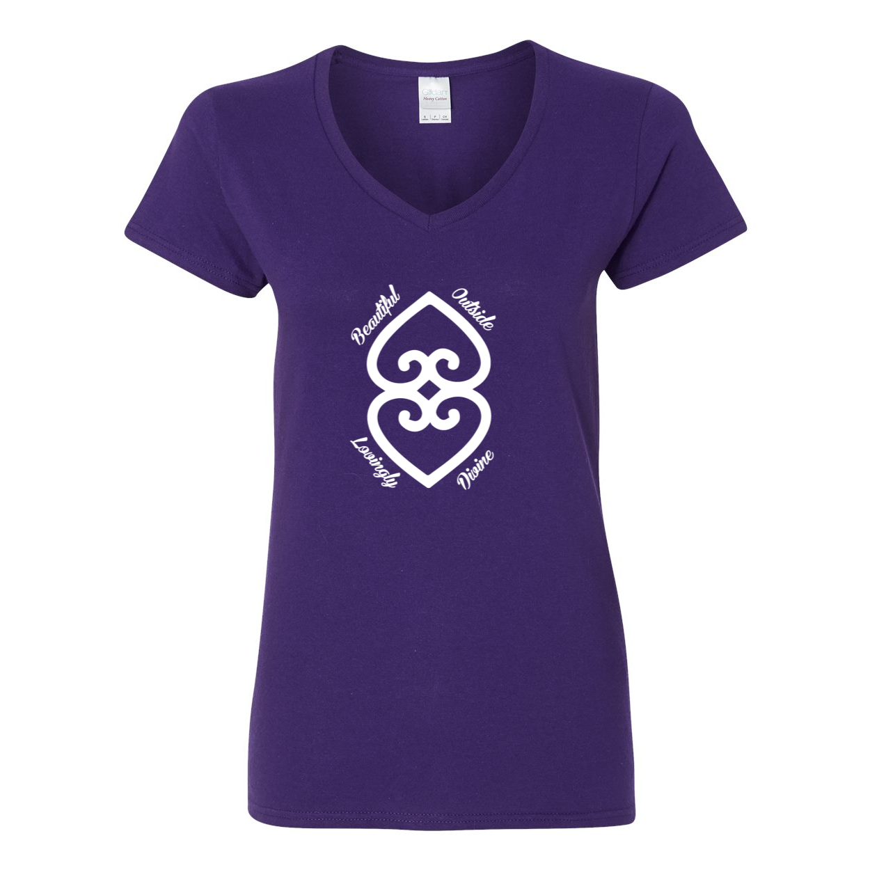 B.O.L.D. Logo Tee for Ladies | Ladies' T-shirt