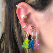 Load image into Gallery viewer, Gummy bear earring