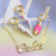 Load image into Gallery viewer, Personalized deluxe handwriting necklace