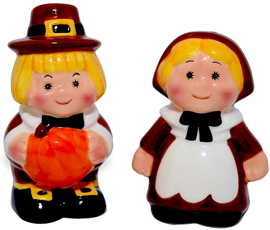 Thanksgiving Salt & Pepper shakers