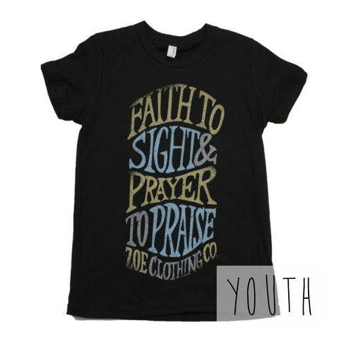 Faith to Sight (Youth)