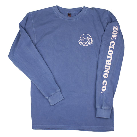 Beachy Long Sleeve (Unisex)