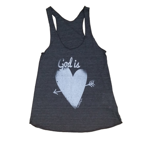God is Love Tank