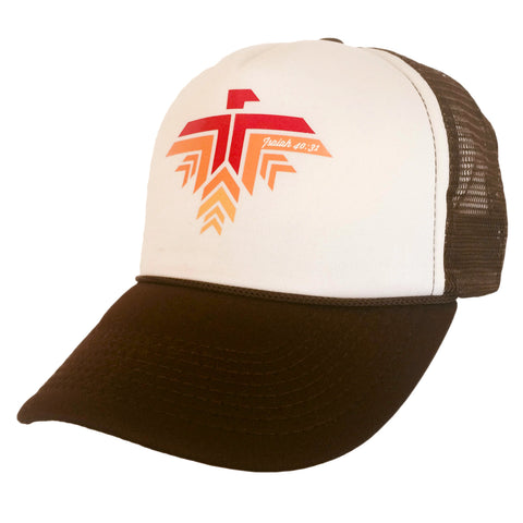 Eagle Hat Brown