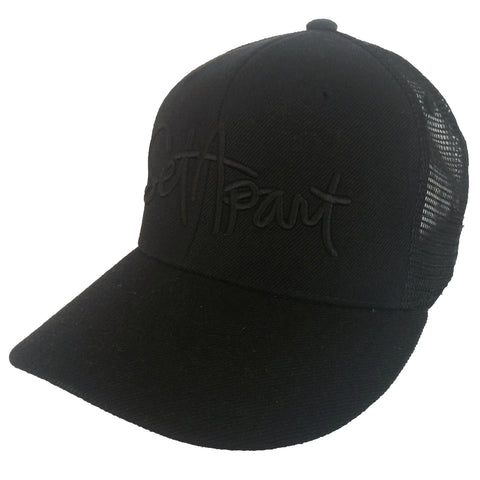 Set Apart Black Snap Back