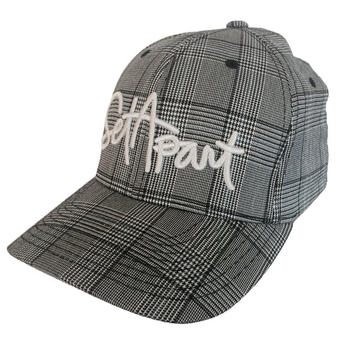 Set Apart GREY Plaid