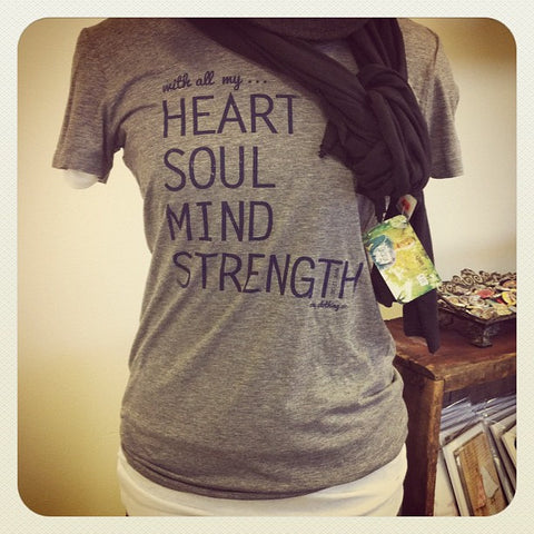 Heart Soul Mind Strength
