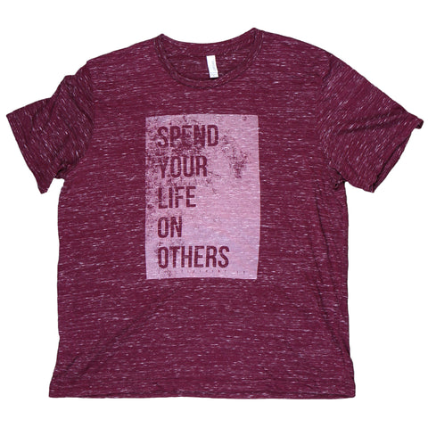 Spend Your Life On Others