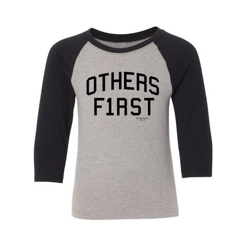 Others First Baseball T (Youth)