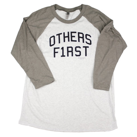 Others First Baseball T