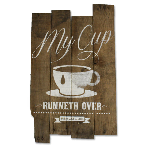 Cup Sign