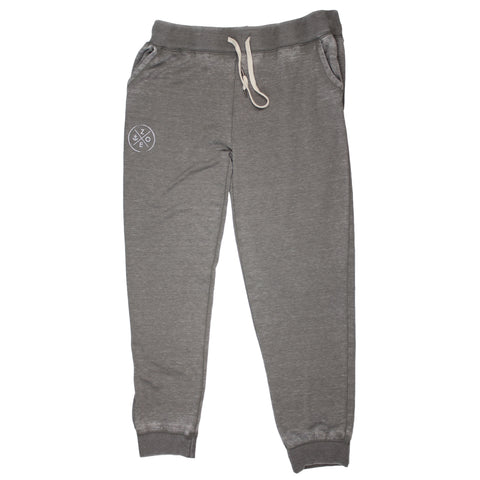 Ladies Acid Wash Jogger