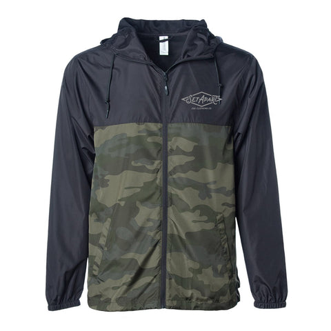 Windbreaker Camo (Youth and Adult)