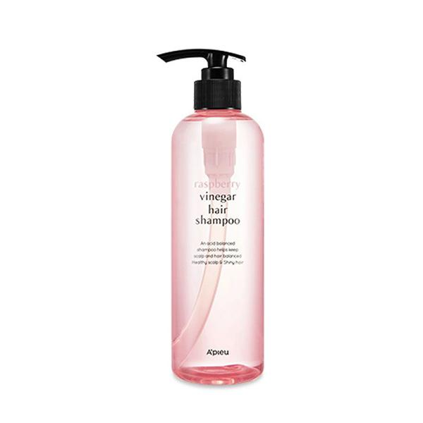 Raspberry Vinegar Hair Shampoo (500ml) A'PIEU