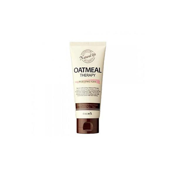 Oatmeal Therapy Peeling Gel (100ml) CALMIA