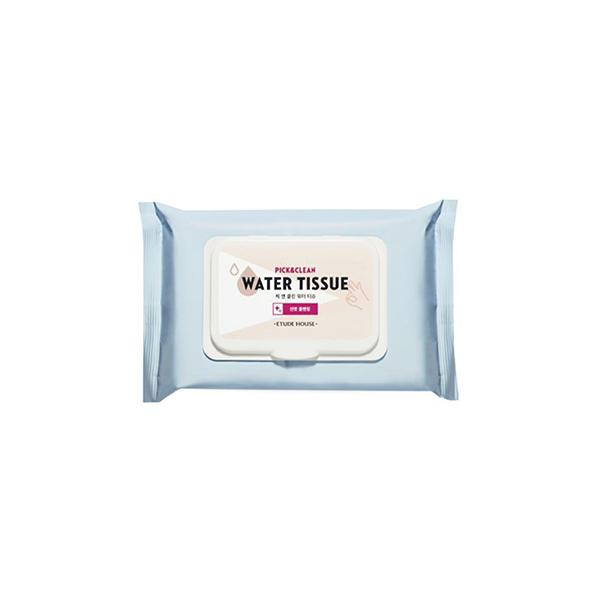 Pick & Clean Water Tissue (50ea) ETUDE HOUSE