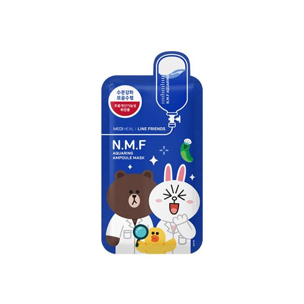Line Friends Ampoule Mask (1 Sheet)