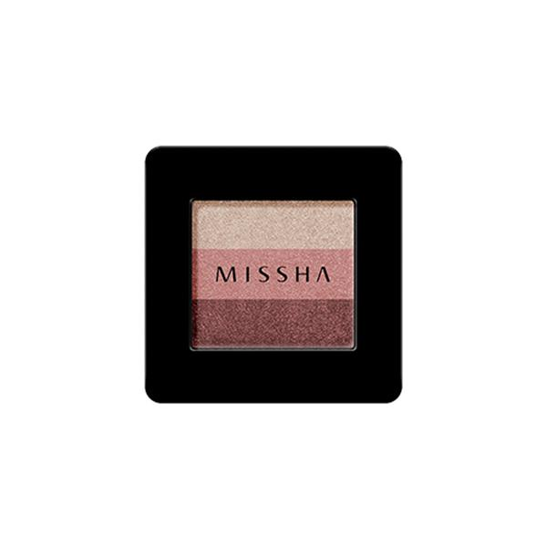 Triple Shadow (2g) MISSHA 6. Marsala Red