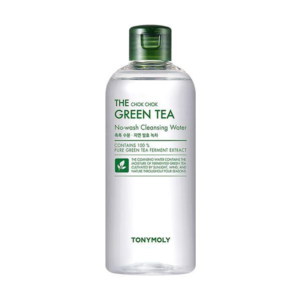 The Chok Chok Green Tea No-Wash Cleansing Water (300ml) TONYMOLY