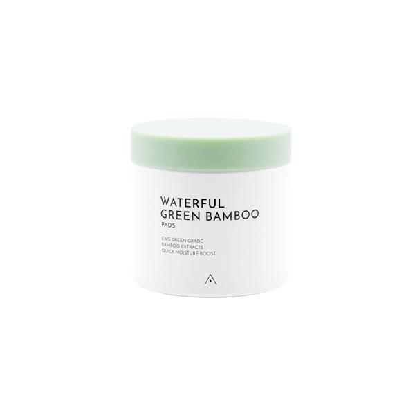 Waterful Green Bamboo Pads (80ea) ALTHEA