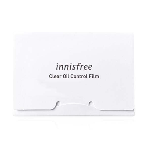 Clear Oil Control Film (50 Sheets) innisfree