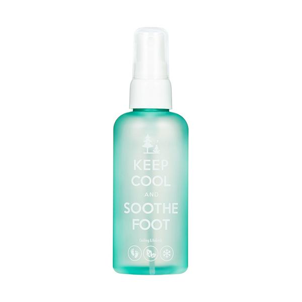 Soothe Foot Cooling & Refresh Mist (100ml) KEEP COOL