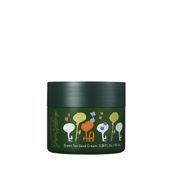 [Christmas Collection 2019] Green Tea Seed Cream (100ml)
