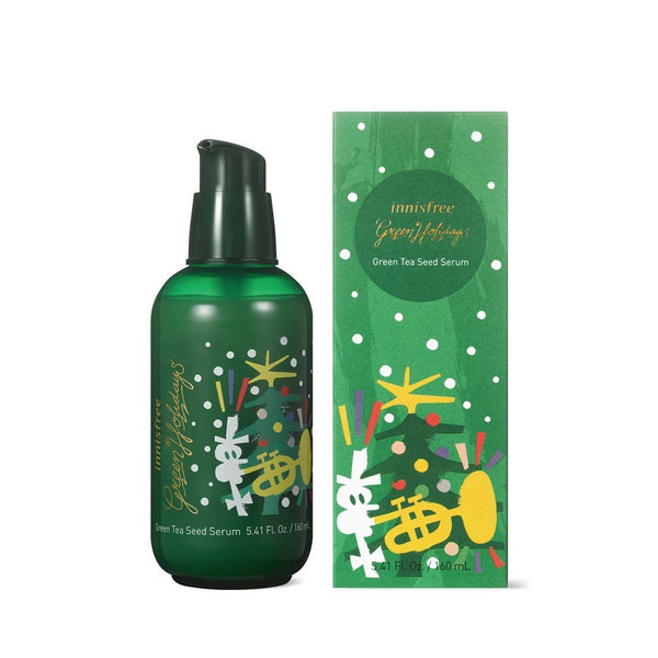 [Christmas Collection 2019] Green Tea Seed Serum (160ml)