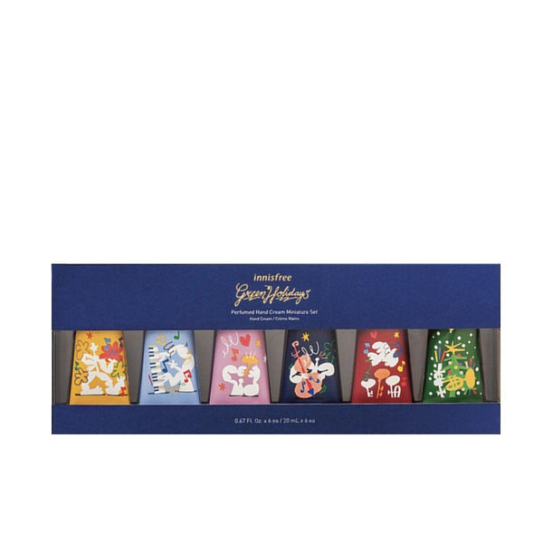 [Christmas Collection 2019] Perfumed Hand Cream Miniature Set