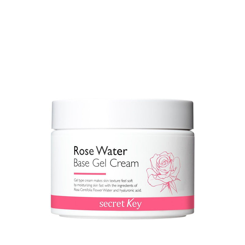 Rose Water Base Gel Cream (100g)
