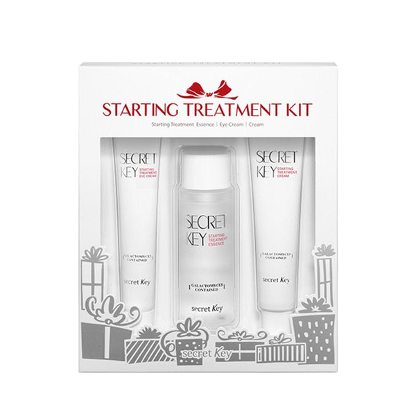 Starting Treatment Kit secret Key