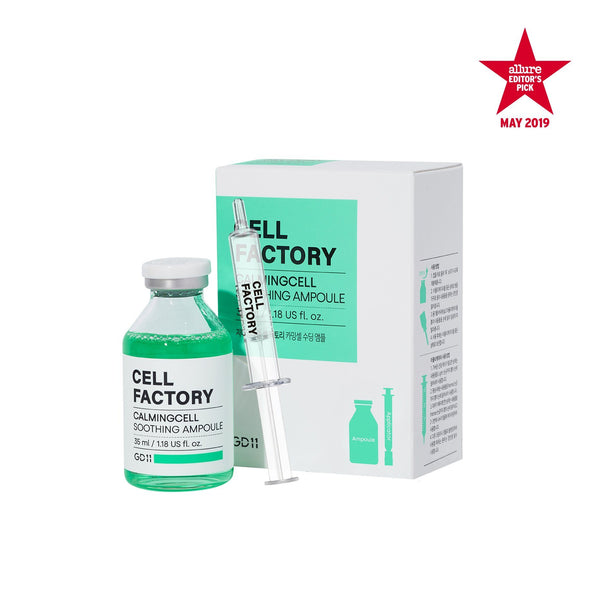 Cell Factory Calmingcell Soothing Ampoule (35ml)