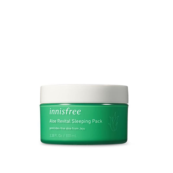 Aloe Revital Sleeping Pack (100ml) innisfree