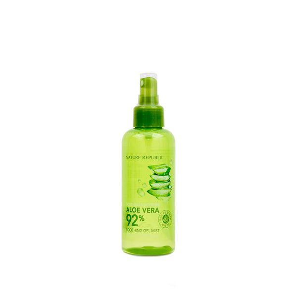 Aloe Vera 92% Soothing Gel Mist (150ml)