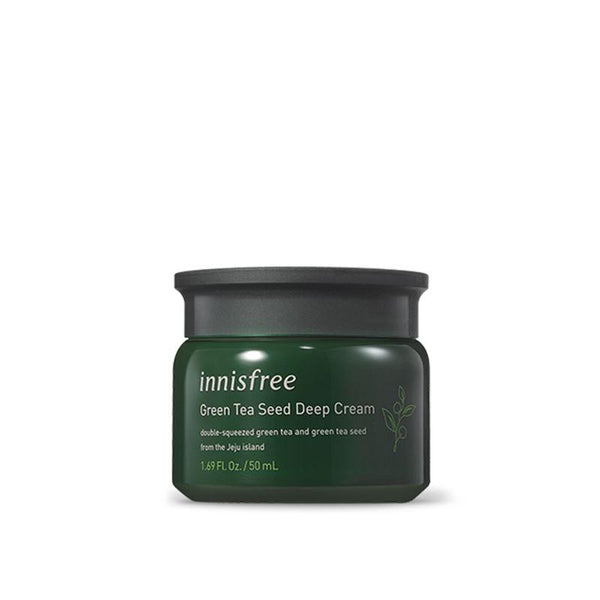 Green Tea Seed Deep Cream (50ml) innisfree