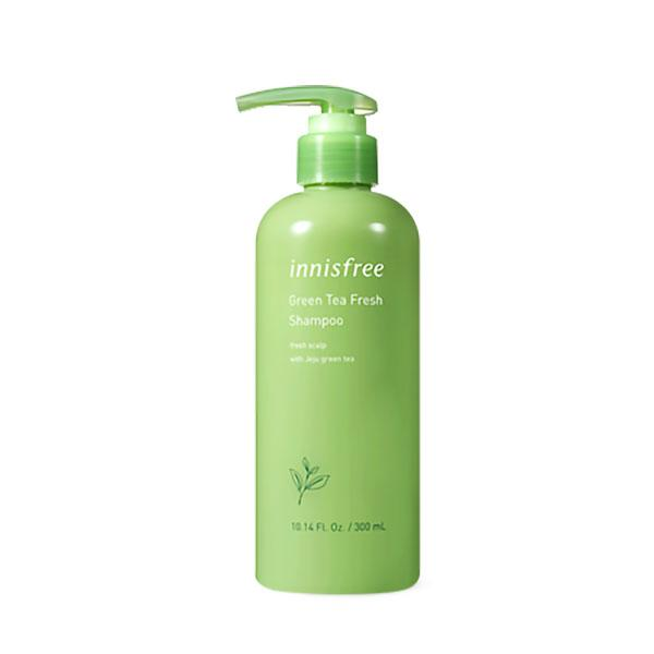 Green Tea Fresh Shampoo (300ml) innisfree