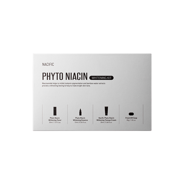 Phyto Niacin Whitening Kit (1set)