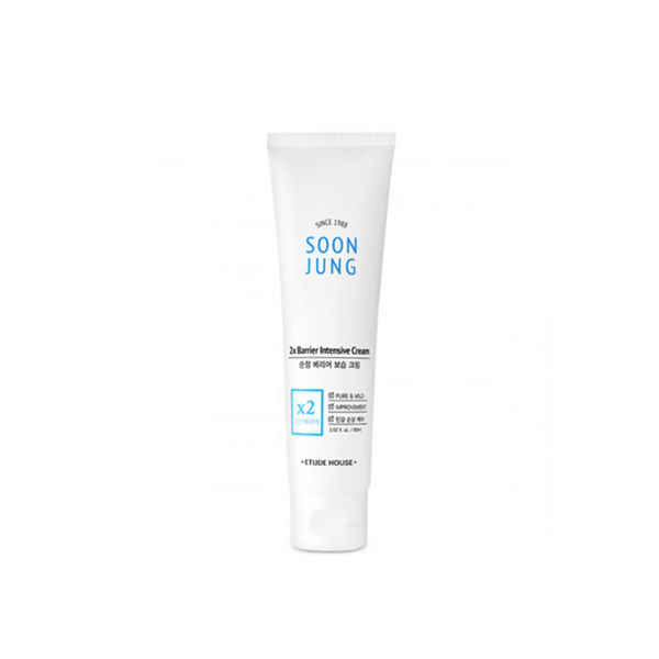 Soon Jung 2x Barrier Intensive Cream (60ml)