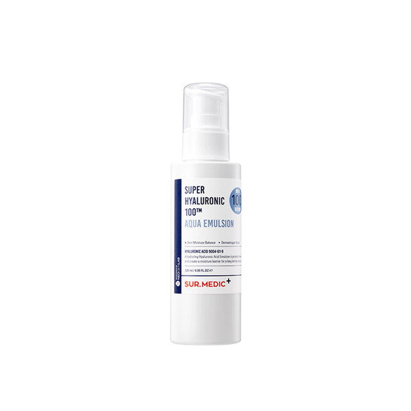 Super Hyaluronic 100™ Aqua Emulsion (120ml)