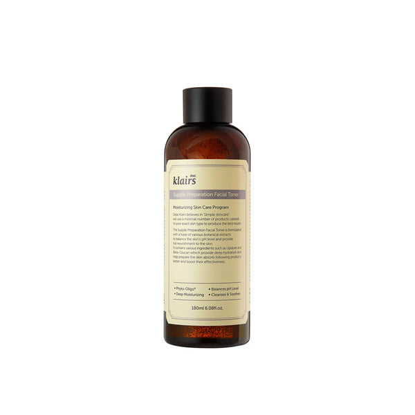 Supple Preparation Facial Toner (180ml)