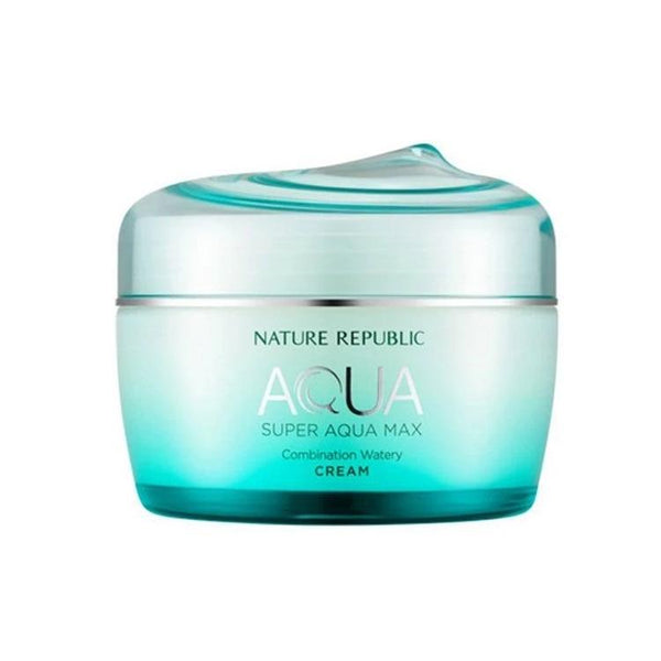 Super Aqua Max Cream (80ml) NATURE REPUBLIC Combination  ?id=11777138458703