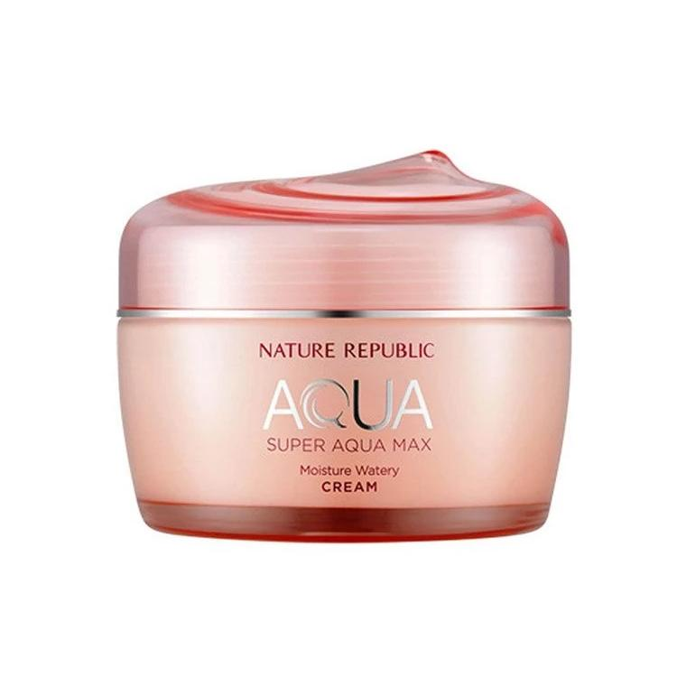 Super Aqua Max Cream (80ml) NATURE REPUBLIC Moisture  ?id=11777139933263