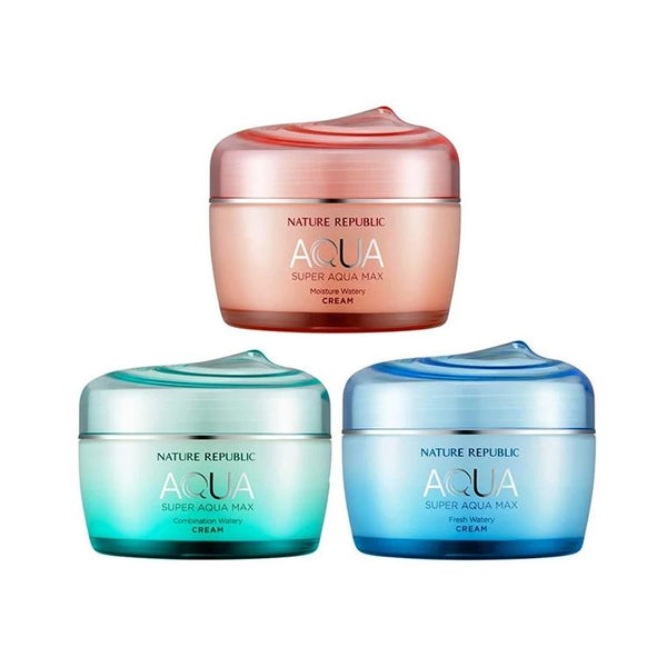 Super Aqua Max Cream (80ml) NATURE REPUBLIC