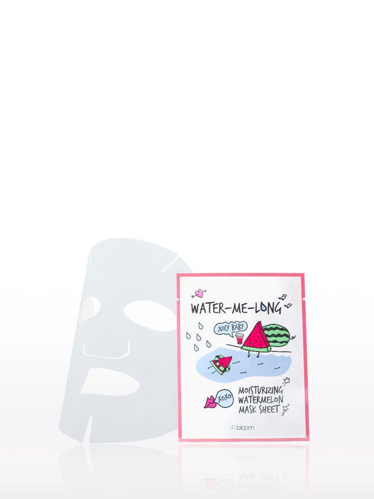 Water-Me-Long Moisturizing Watermelon Mask (10 Sheets) A'BLOOM  ?id=14042259325007